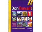 Bon Travail 1 - 3rd Edition - Includes Free eBook