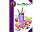 Just Write 4: Joined Script Writing - Streets Ahead - Fourth Class