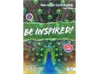 Be Inspired! Pack - Textbook & Student Portfolio Book - New Junior Cycle English - First Year - Includes Free eBook