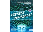 Express Yourself Pack  - New Junior Cycle English For Second & Third Year - Textbook & Student Portfolio Workbook - Includes Free eBook