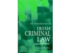 An Introduction To Irish Criminal Law - 2nd Edition