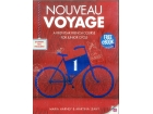 Nouveau Voyage 1 - A 1st Year French Course For Junior Cycle - Includes Free eBook