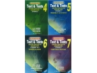 Text & Tests Project Maths Leaving Certificate Higher Level Pack - Pack Includes Books 4, 5, 6 & 7