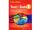 Text & Tests 1 - Common Introductory Course For 1st Year Project Maths - Includes Free eBook