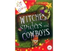 Witches, Spiders & Cowboys Textbook - 4th Class Anthology - Fireworks