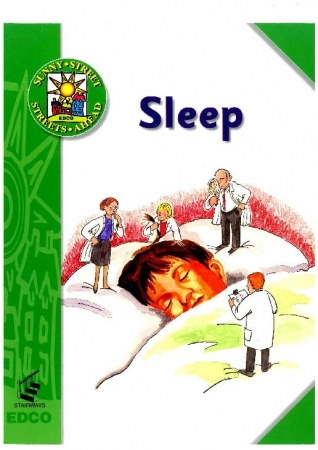 Sleep - Information Book - Sunny Street - First Class