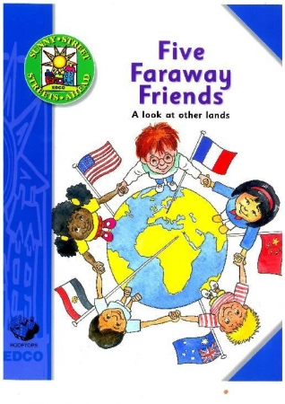 Five Faraway Friends - Information Book - Sunny Street - Second Class