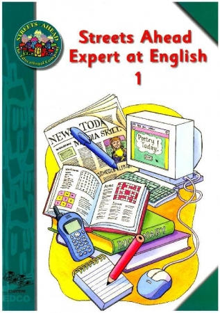 Expert At English 1 - Language Skills Book - Streets Ahead - Third Class