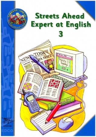 Expert At English 3 - Language Skills Book - Streets Ahead - Fifth Class