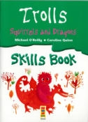 Trolls, Squirrels & Dragons Skills Book - 3rd Class - Bookcase