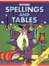Spellings & Tables Revised