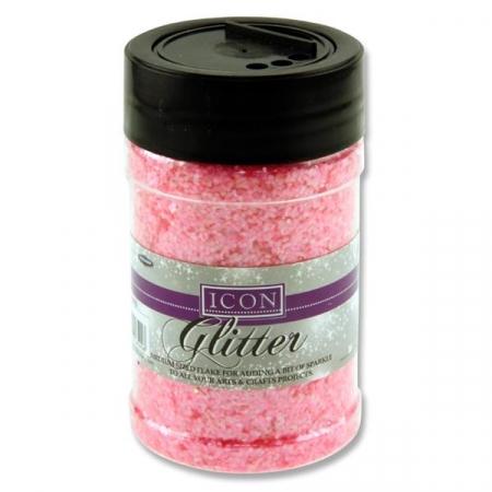 Glitter 110g - Pink