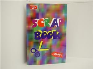 Scrap Book 40 Page A4 Plus