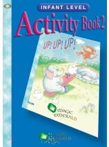 Up! Up! Up! - Activity Book 2 - Magic Emerald - Junior Infants
