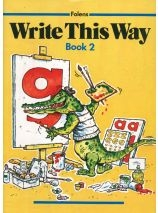 Write This Way 2 - Junior Infants