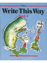 Write This Way 4 - First Class