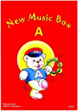 New Music Box A - Junior Infants