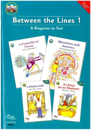 Between The Lines 1 - Skills Book - Streets Ahead - Third Class