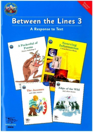 Between The Lines 3 - Skills Book - Streets Ahead - Fifth Class
