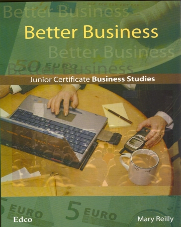 Better Business Pack - Textbook & Documents Book