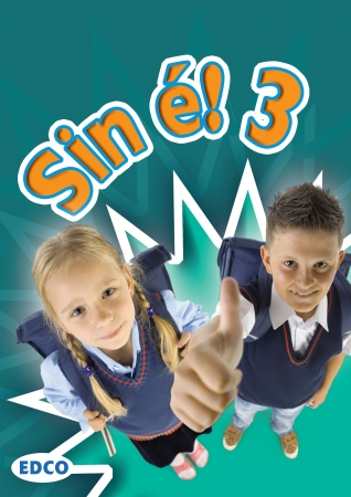 Sin é! 3 - Third Class Textbook