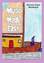 Music Made Easy 2nd Class Workbook