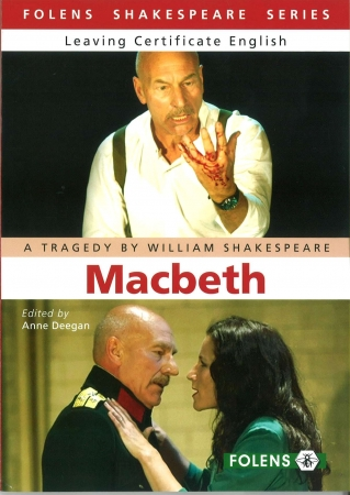 Macbeth - Leaving Certificate English - Folens Shakespeare Series