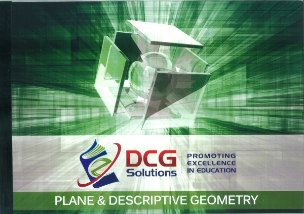 DCG Solutions - Plane & Descriptive Geometry