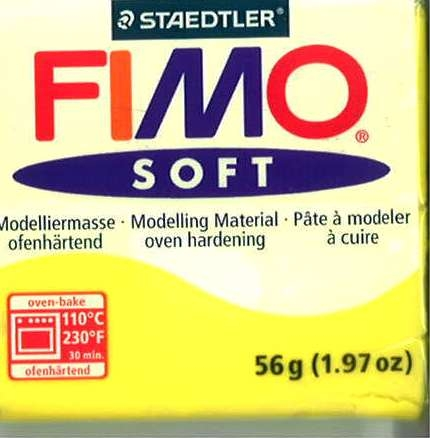 Fimo Soft Lemon