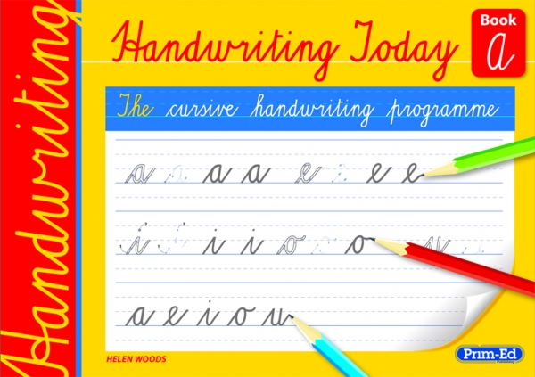 Handwriting Today Book A