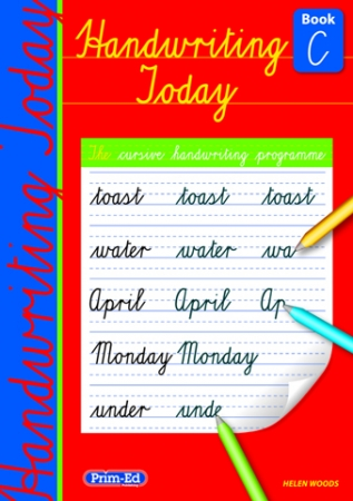 Handwriting Today Book C