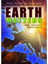 Earth Matters Pack - Textbook & Workbook - Junior Certificate Geography