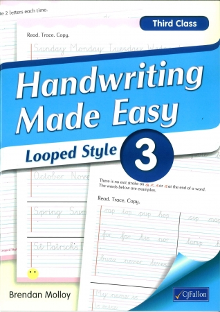 Handwriting Made Easy 3 - Looped Style - Third Class