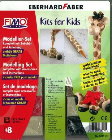 Fimo Starter Set Giraffe