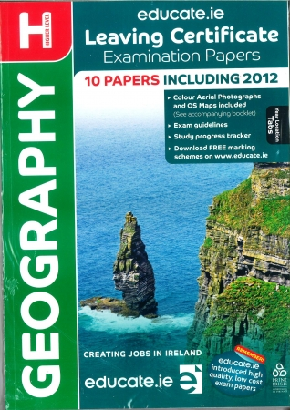 Leaving Cert Geography Higher Level - Includes 2015 Exam Paper