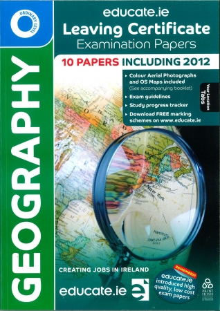 Leaving Cert Geography Ordinary Level - Includes 2015 Exam Paper