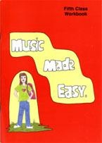 Music Made Easy 5th Class Workbook