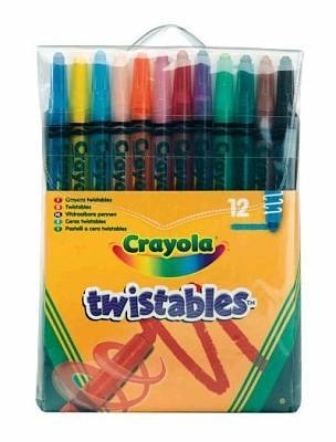 Crayola Twistables 10 Pack