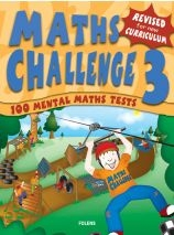 Maths Challenge 3 - Third Class