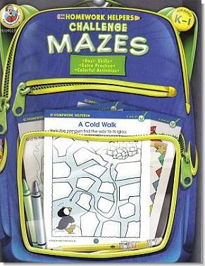 Challenge mazes