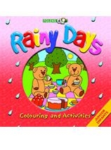 Rainy Day Colouring & Activity Book - Junior Infants