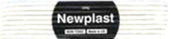 Newplast 500g White