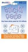 Sticky Pads Foam 440's