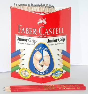 Faber-Castell Junior Grip Pencil Single