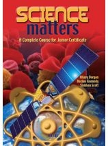 Science Matters Pack - Textbook & Workbook - Junior Certificate Science