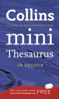 Collins Mini English Thesaurus