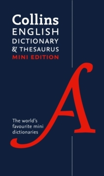 Collins English Mini Dictionary & Thesaurus