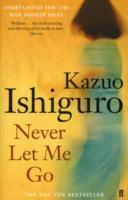 Never Let Me Go - Kazuo Ishiquro