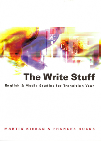 The Write Stuff - English & Media Studies for Transition Year