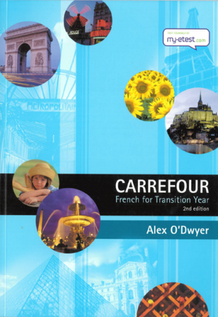 Carrefour - French for Transition Year - 2nd Edition